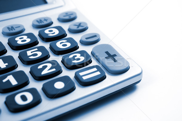 Calculator  Stock photo © carloscastilla