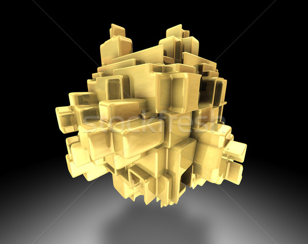 abstract symbol Stock photo © carloscastilla