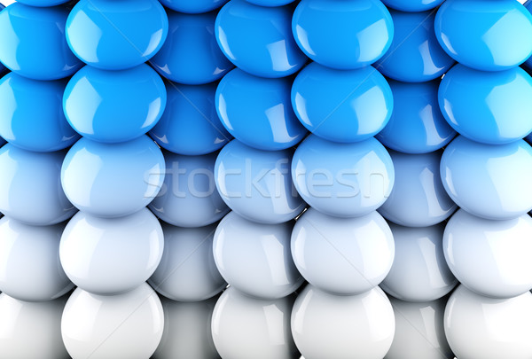 синий аннотация свет дизайна Сток-фото © carloscastilla