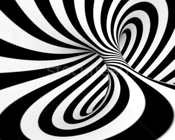 Abstract spiral background Stock photo © carloscastilla