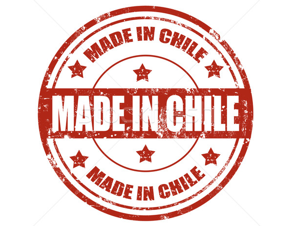 Made in Chile Stock photo © carmen2011