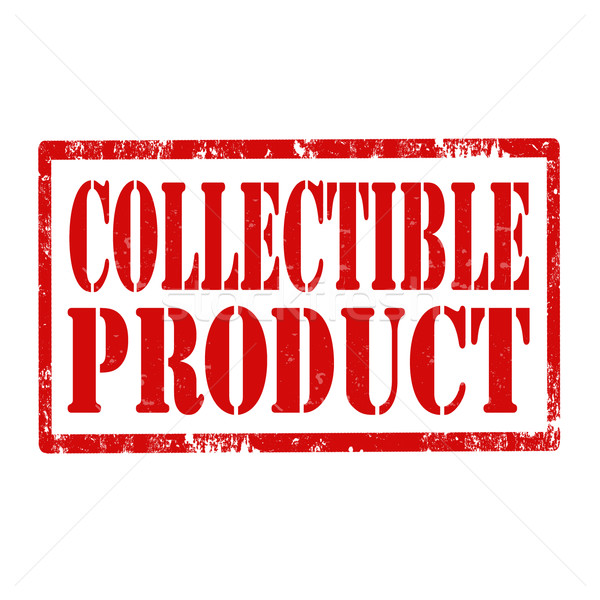 Collectible Product-stamp Stock photo © carmen2011
