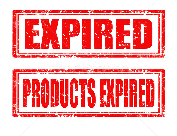 Expired-stamps Stock photo © carmen2011