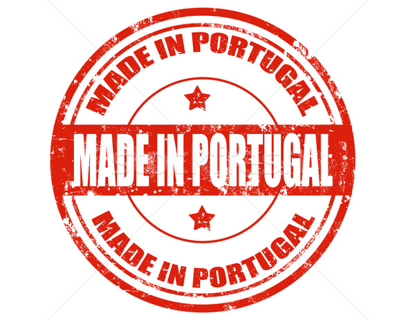 Made in Portugal Stock photo © carmen2011
