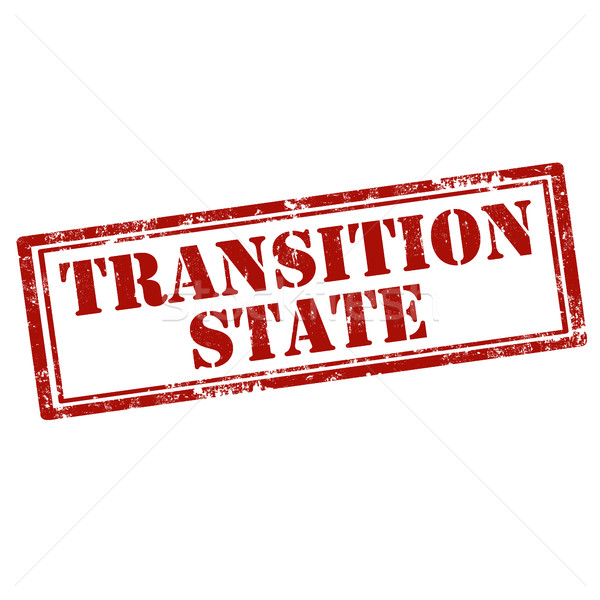 Transition State-stamp Stock photo © carmen2011