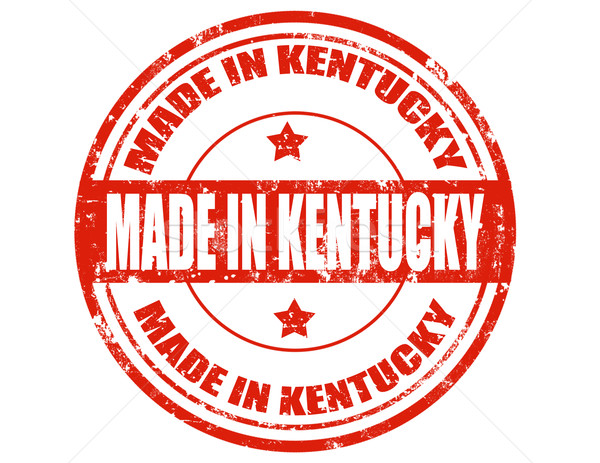 Made in Kentucky Stock photo © carmen2011
