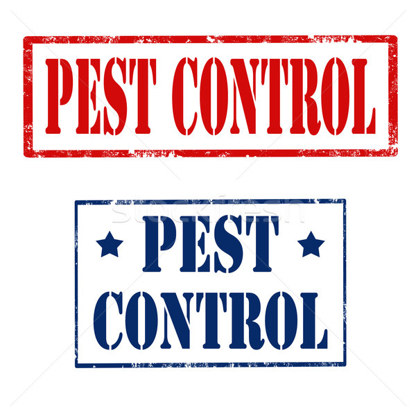 Pest Control Stock photo © carmen2011