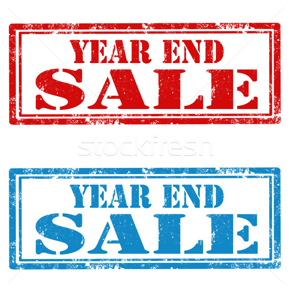 Year End Sale Stock photo © carmen2011