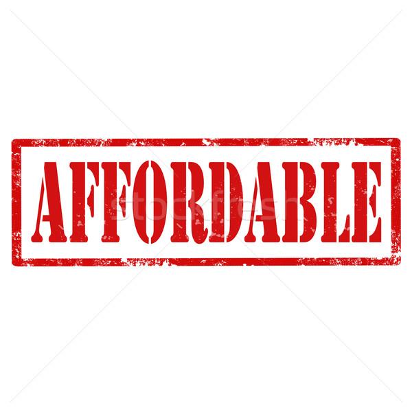 Grunge pecsét szöveg ár gumi gazdaság Stock fotó © carmen2011