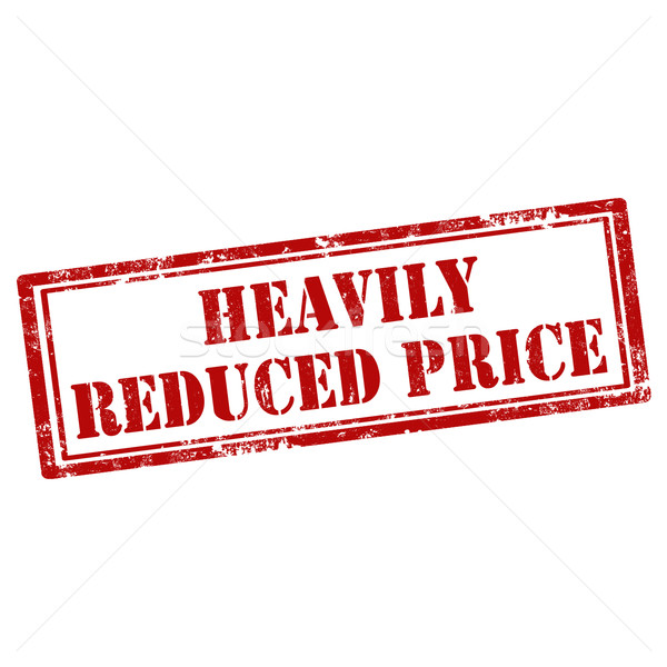 Heavily Reduced Price Stock photo © carmen2011