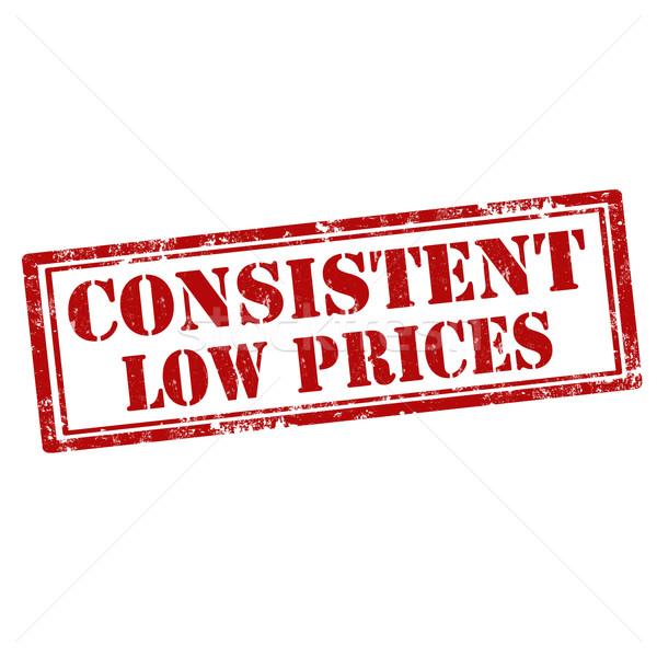 последовательный низкий цены Гранж текста Сток-фото © carmen2011