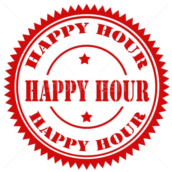 Happy Hour Stock photo © carmen2011