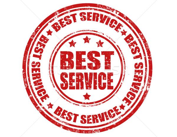 Best dienst achtergrond winkelen kwaliteit cliënt Stockfoto © carmen2011