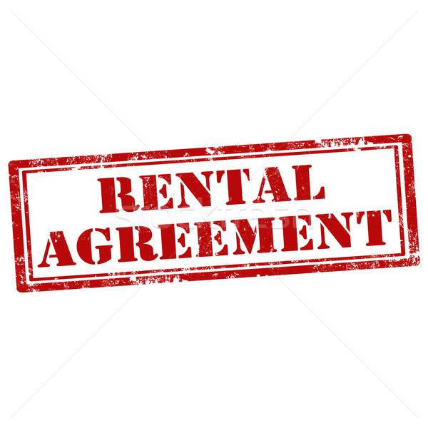 Rental Agreement Stock photo © carmen2011