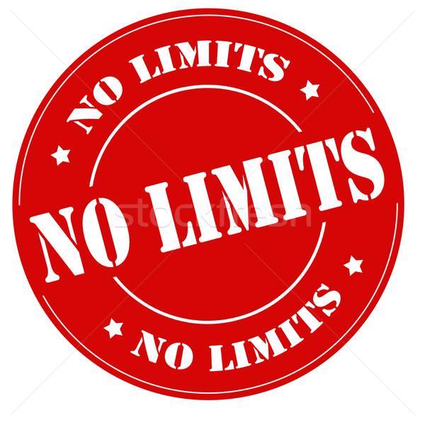 No Limits Stock photo © carmen2011