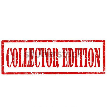 Collector Edition-stamp Stock photo © carmen2011