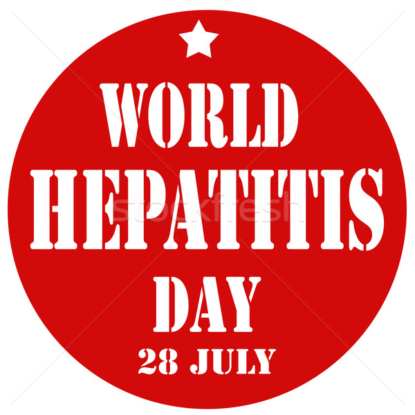 World Hepatitis Day Stock photo © carmen2011