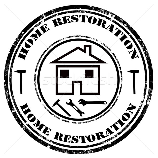 Home Restoration Stock photo © carmen2011