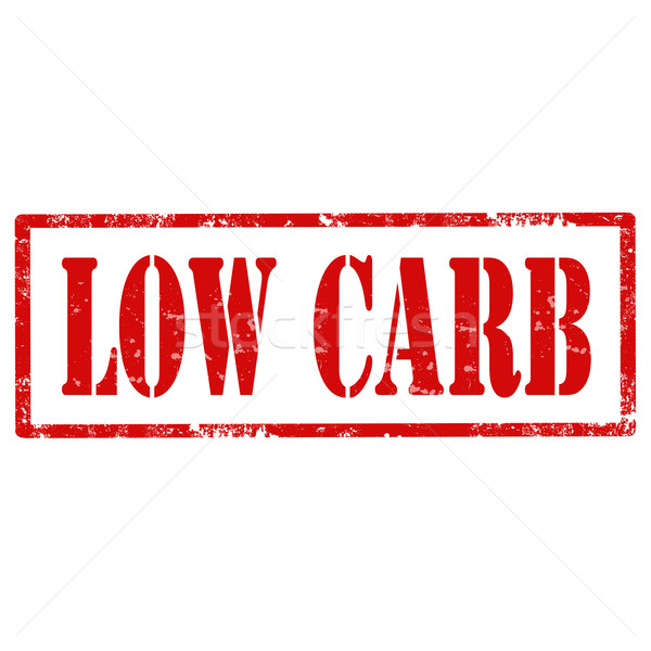 Low Carb-stamp Stock photo © carmen2011
