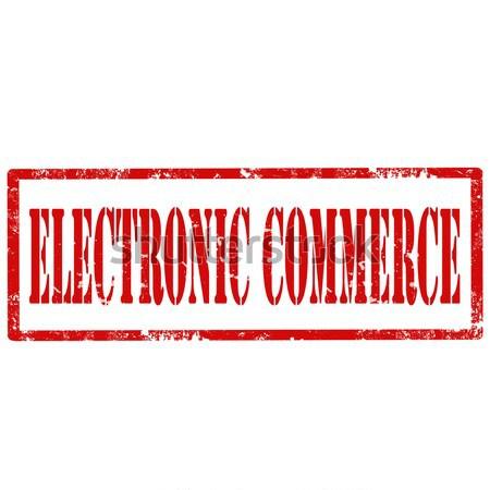 électronique grunge texte ordinateur web Photo stock © carmen2011