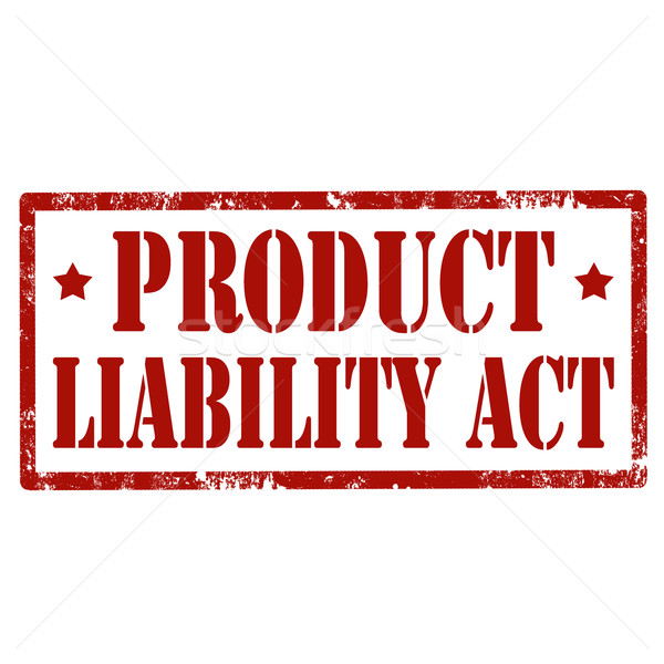 Product Liability Act Stock photo © carmen2011