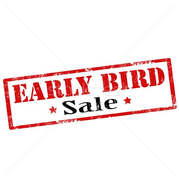 Early Bird Stock photo © carmen2011