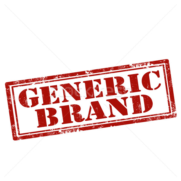 Generic Brand-stamp Stock photo © carmen2011