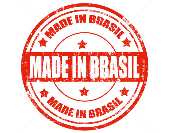 Made in Brasil Stock photo © carmen2011