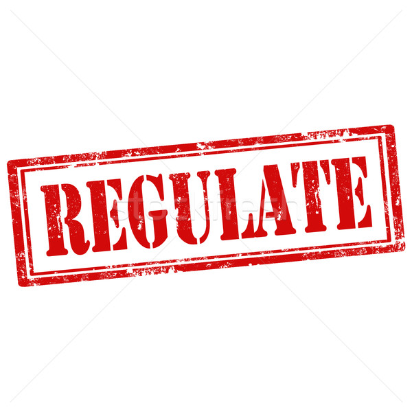 Regulate-stamp Stock photo © carmen2011
