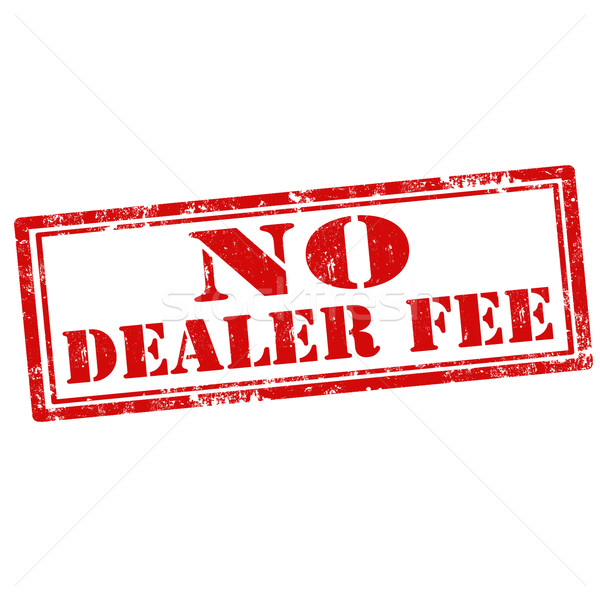 No Dealer Fee Stock photo © carmen2011