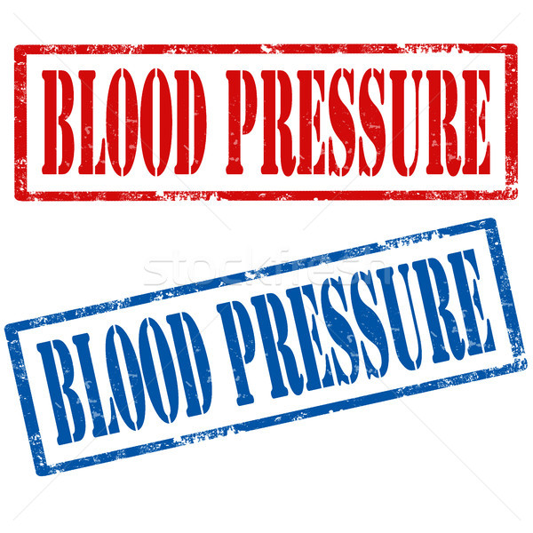Blood Pressure-stamps Stock photo © carmen2011