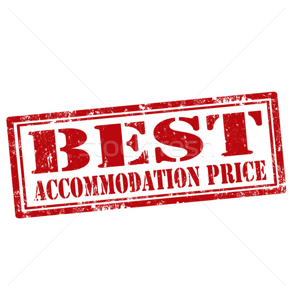 Best Accommodation Price Stock photo © carmen2011