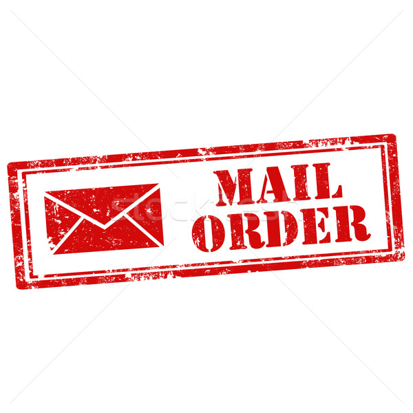 Mail Order Stock photo © carmen2011