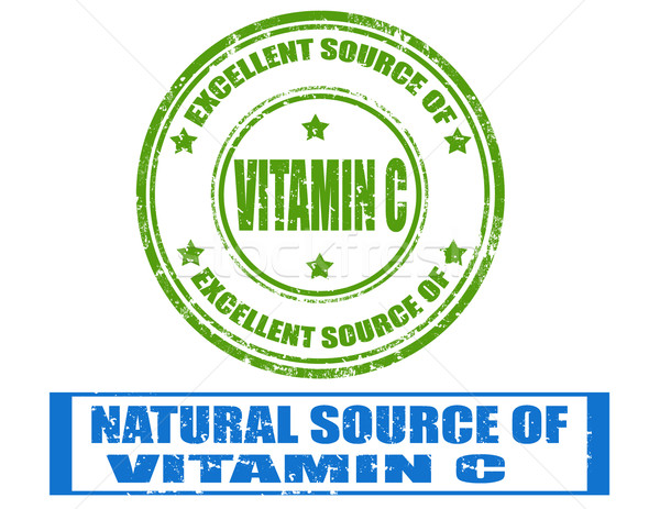 Vitamin C Stock photo © carmen2011