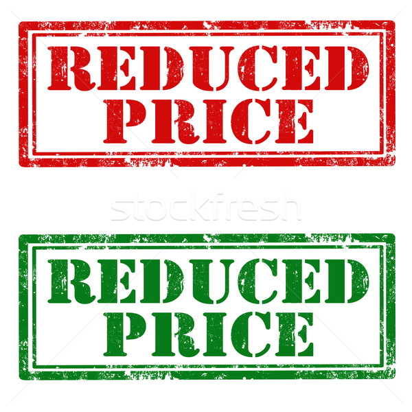 Reduced Price Stock photo © carmen2011