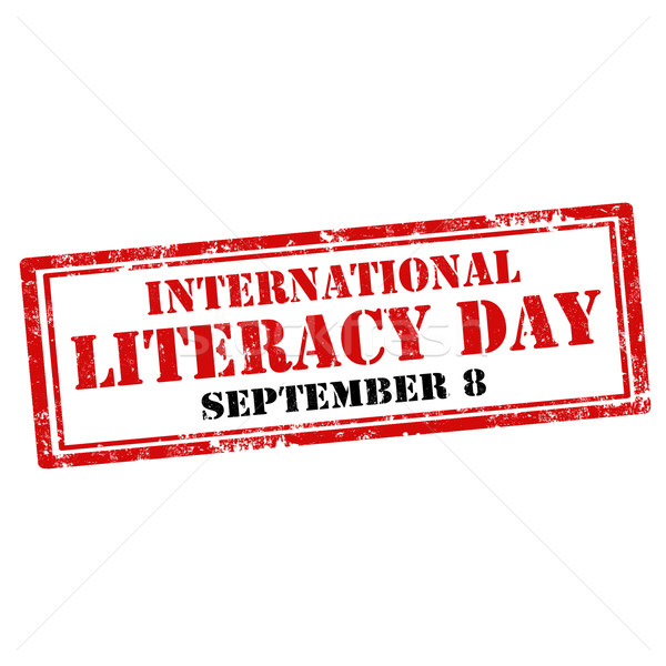 International Literacy Day Stock photo © carmen2011