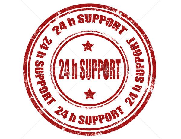 24h Support Stock photo © carmen2011