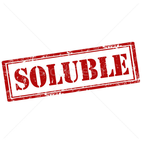 Soluble-stamp Stock photo © carmen2011