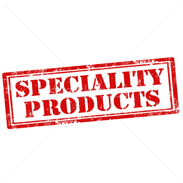 Speciality Products Stock photo © carmen2011