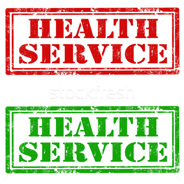 Health Service Stock photo © carmen2011