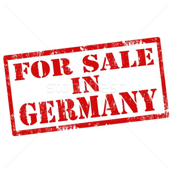 For Sale In Germany Stock photo © carmen2011