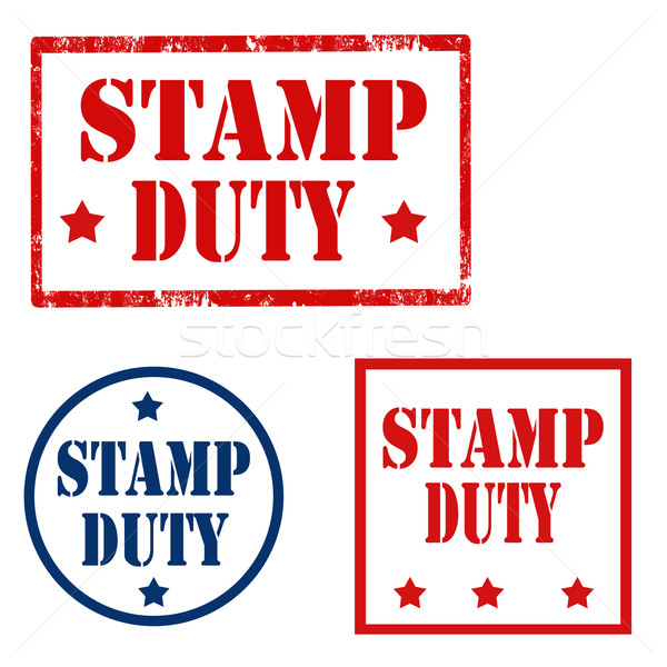 Stamp Duty Stock photo © carmen2011