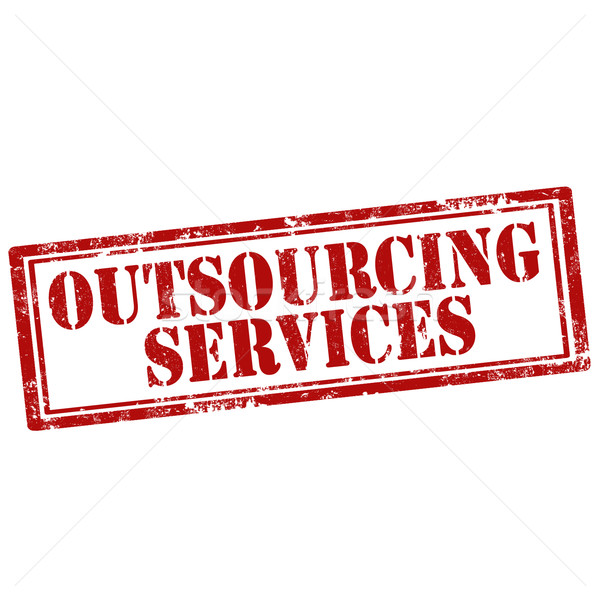 Outsourcing Services Stock photo © carmen2011