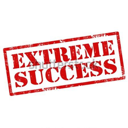 Extreme Success Stock photo © carmen2011