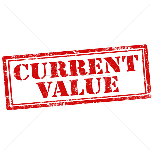Current Value Stock photo © carmen2011