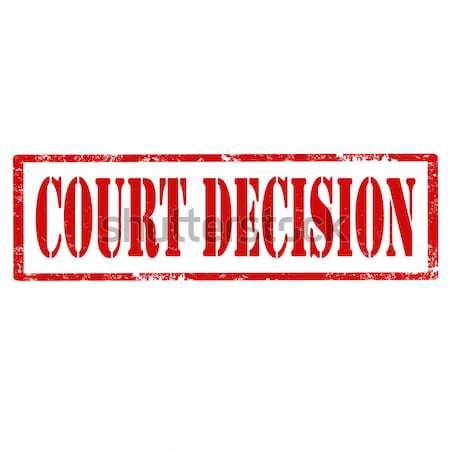 Grunge metin ofis hukuk adalet Stok fotoğraf © carmen2011