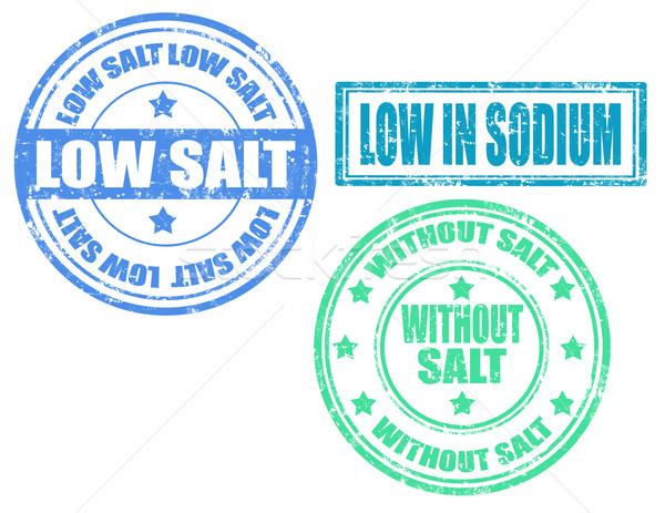 Low Salt Stock photo © carmen2011