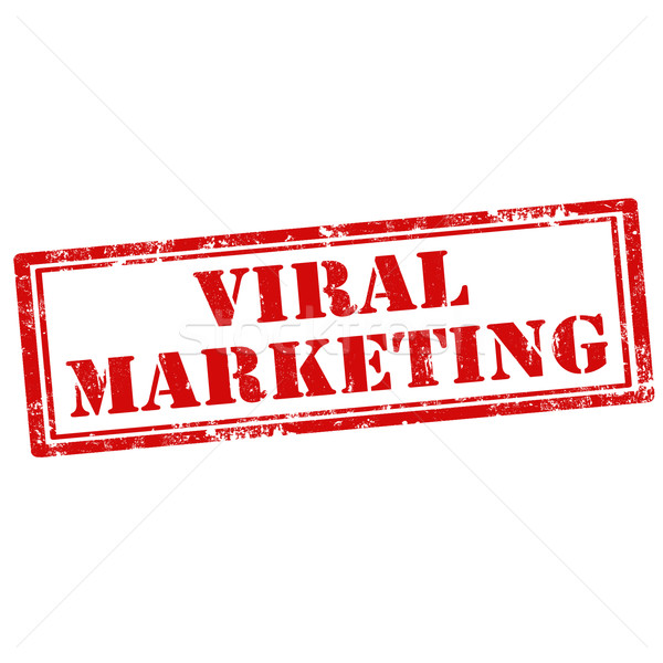 Viral marketing grunge texto mídia Foto stock © carmen2011