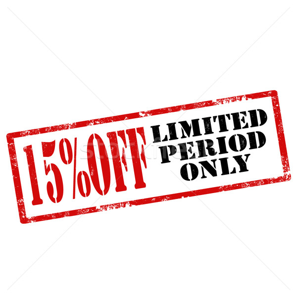 Limited Period Only Stock photo © carmen2011