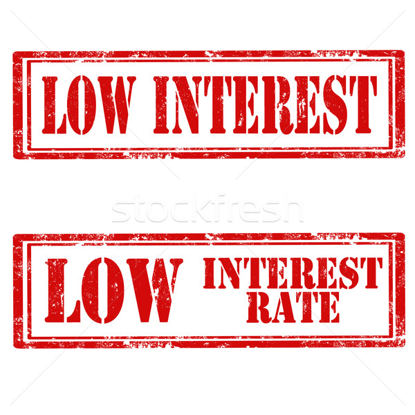 Low Interest Stock photo © carmen2011